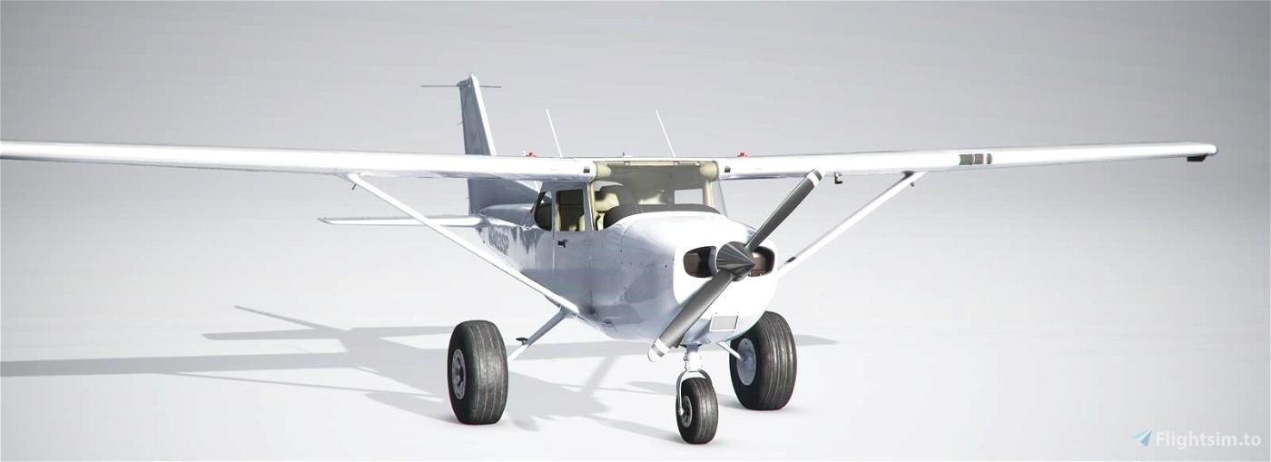 ALLInOne C172 G1000/Classic/BushKit/TailWheel Template