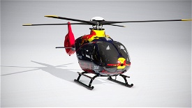 Airbus H135 Red Bull Racing Honda F1 Team Image Flight Simulator 2020