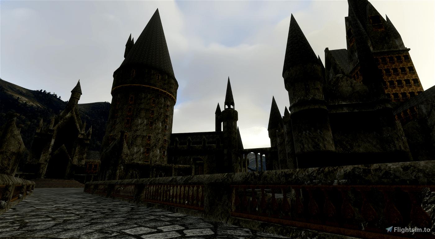 Hogwarts (Poudlard) - (Better Version)
