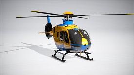 Airbus H135 McLaren F1 Team Image Flight Simulator 2020