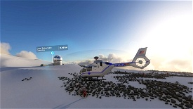 Canarias Telescopes Microsoft Flight Simulator