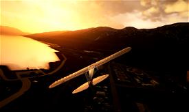 Alaska Glacier Series-Bush Trip-01: Whittier to Palmer Image Flight Simulator 2020