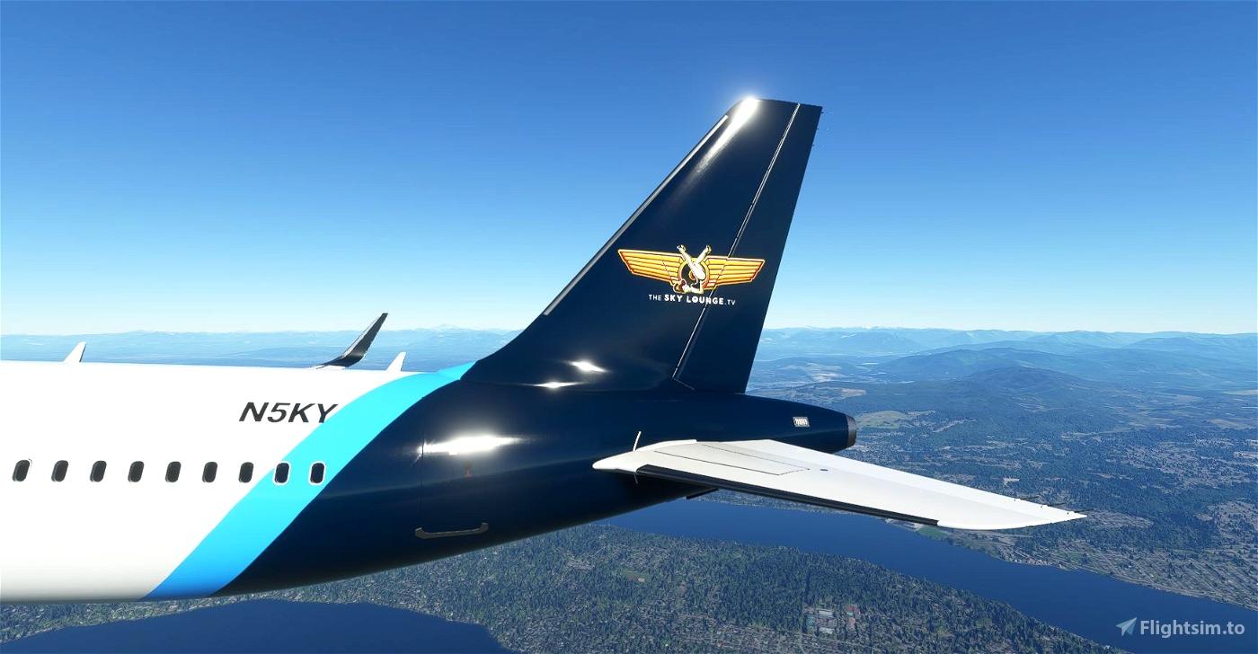 FBW_A32NX - The Sky Lounge