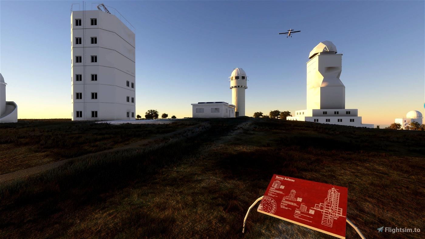 Canarias Telescopes