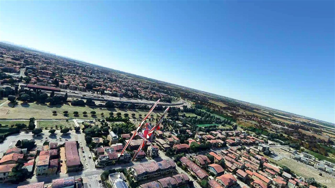 Ravenna Flight Simulator 2020