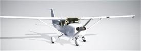 ALLInOne C172 G1000/Classic/BushKit/TailWheel Template Microsoft Flight Simulator