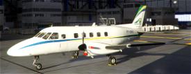 Amazonaves PT-SHU NextGen EMB-110P1 Image Flight Simulator 2020