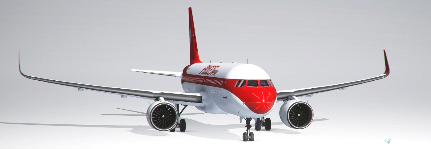 [A32NX] FBW AIRBUS A320NEO - FAUCETT PERU LIVERY V.1