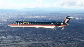 TRUMP CRJ 700 - 8K Microsoft Flight Simulator