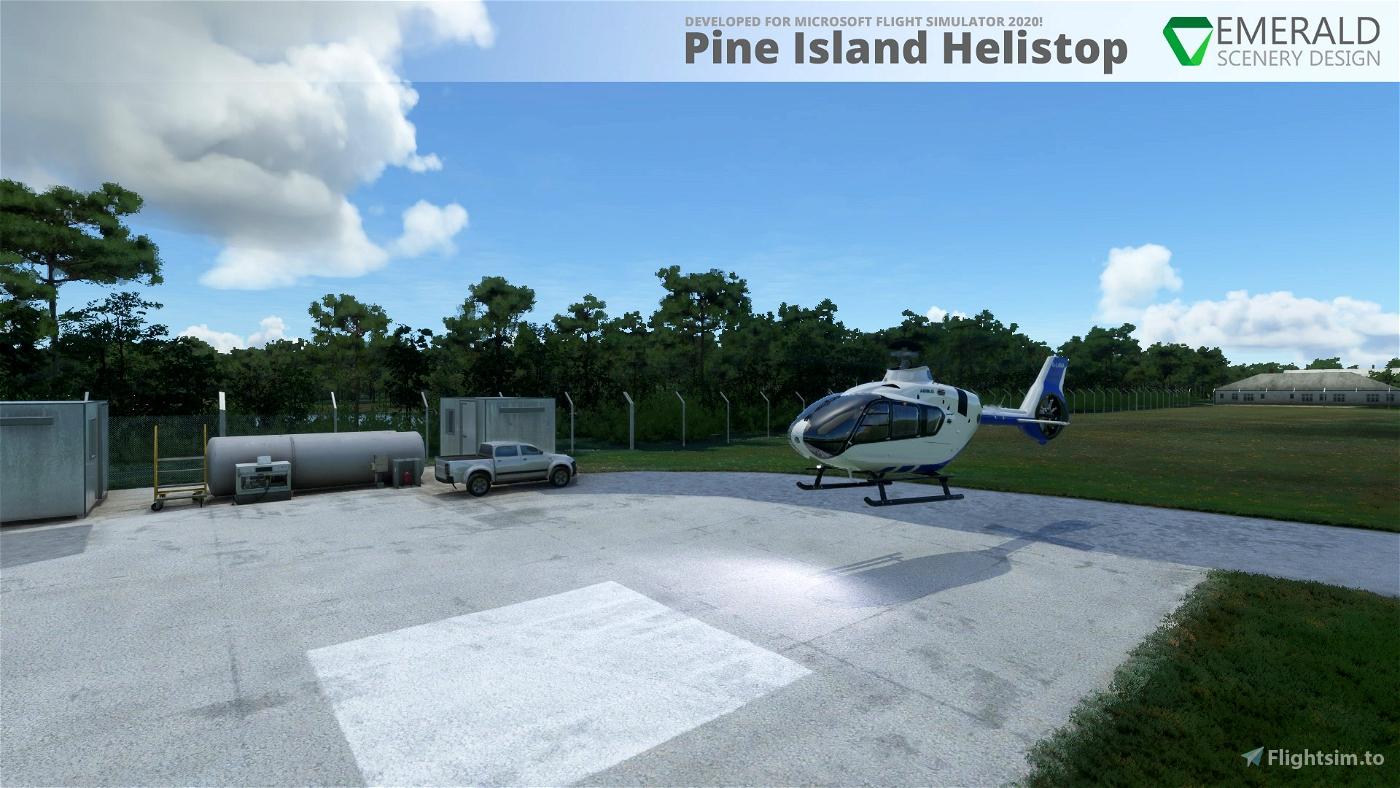 Pine Island Helistop, Florida (4FD6)