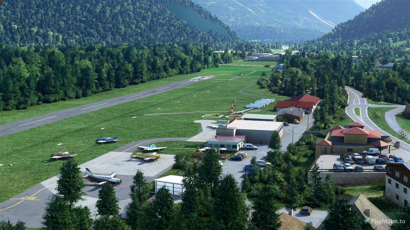 [LOIR] - Reutte-Höfen Airport, Austria
