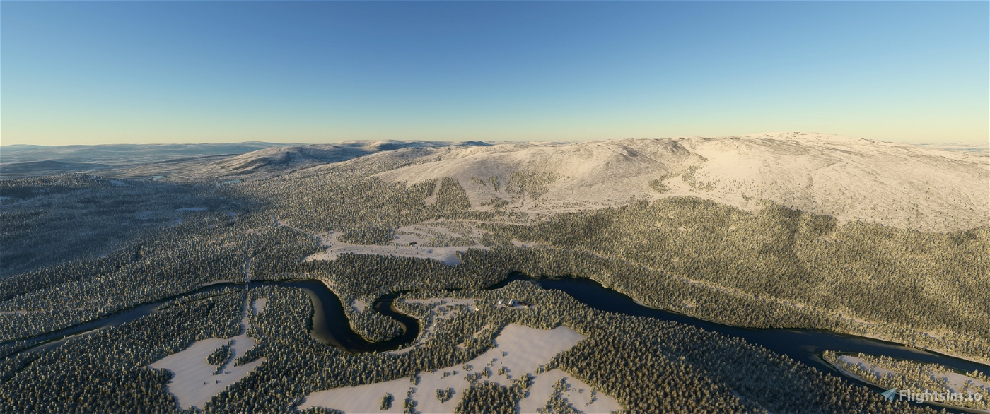 Bush airfields of mid Norway Flight Simulator 2020