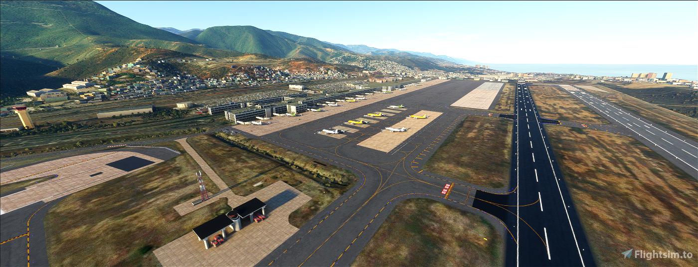 SVMI RESTRUCTURED V.1.0 Microsoft Flight Simulator