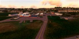 ENKJ - Kjeller Airport Microsoft Flight Simulator