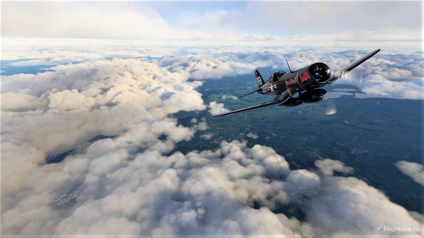 Chance Vought F4U-4