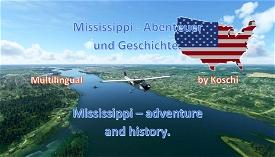 Mississippi - adventure and history Microsoft Flight Simulator