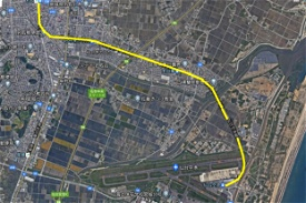 Sendai Airport Access Line Microsoft Flight Simulator