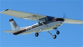 [4K] Cessna 152 TF-FTN livery Image Flight Simulator 2020