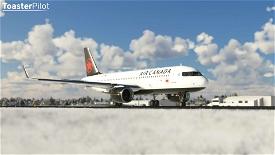 8K Air Canada New and Retro Liveries 2-Pack (A32NX) Microsoft Flight Simulator