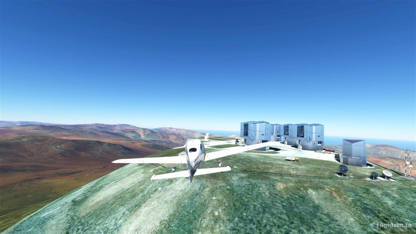Giant Telescopes