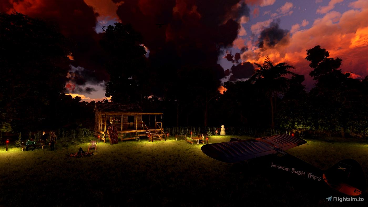Uncle Bobs Farm, Jamaica (PZ21)