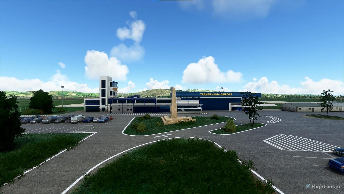 LRTM-Transilvania Airport Flight Simulator 2020