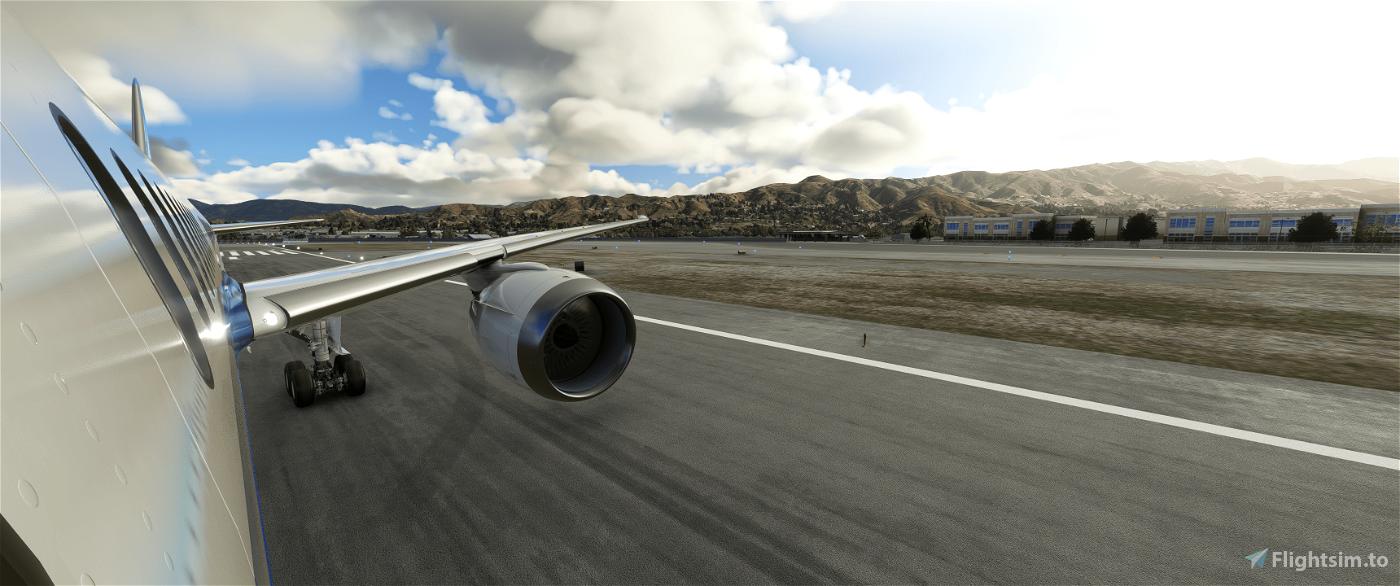 787 Preset Camera Views