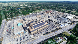 West Edmonton Mall - Edmonton, Alberta Microsoft Flight Simulator