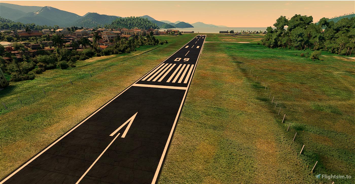 SDUB - Gastão Madeira Regional Airport v2.3