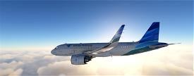 [8K] Garuda Indonesia Microsoft Flight Simulator