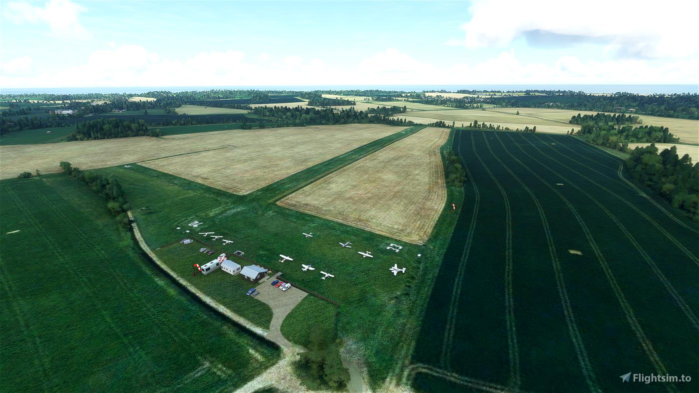 Cromer/Northrepps Aerodrome Flight Simulator 2020