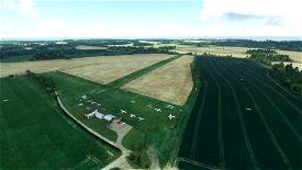 Cromer/Northrepps Aerodrome Microsoft Flight Simulator