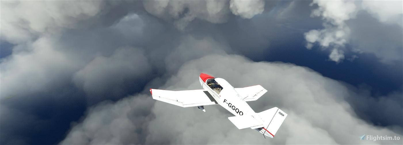 Robin DR400-120 Petit prince Flight Simulator 2020