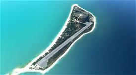 WWII Kure Atoll Airport Microsoft Flight Simulator
