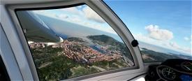 Port-Vendres near Collioure Microsoft Flight Simulator