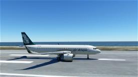 [ASOBO] Airbus A320neo - Air Afrique Microsoft Flight Simulator