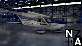 Australia Tristar Aviation C172 Skyhawk Microsoft Flight Simulator