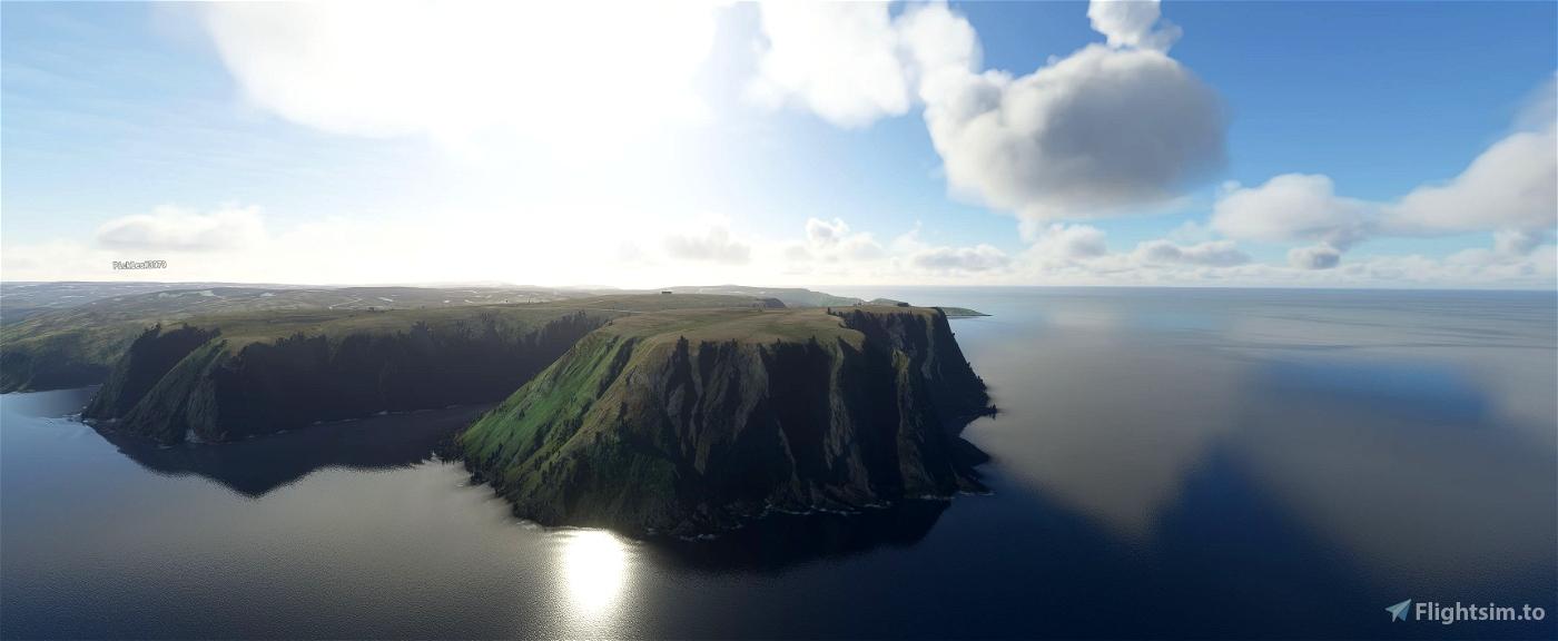 NORWAY 20m DEM Part 2 - High Resolution Terrain Elevation Data from LIDAR Imaging