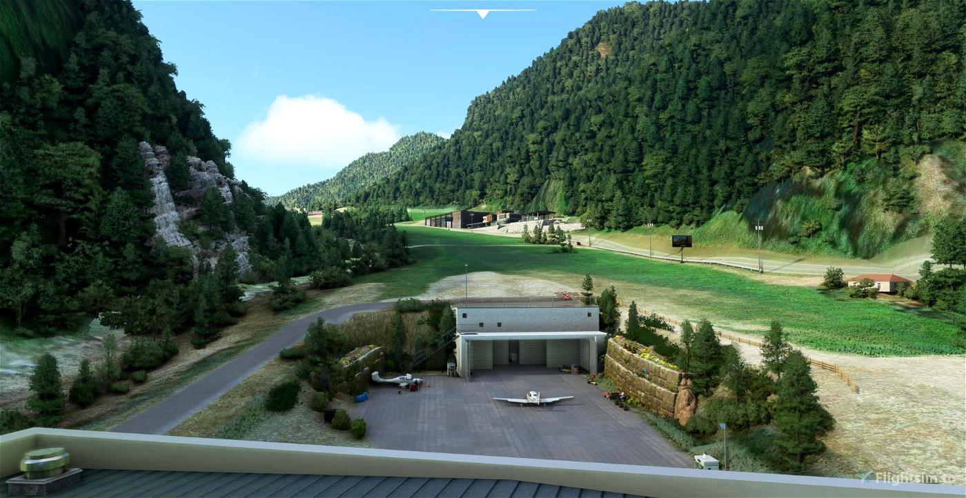 Locher Sarentino Airfield [LOCH]