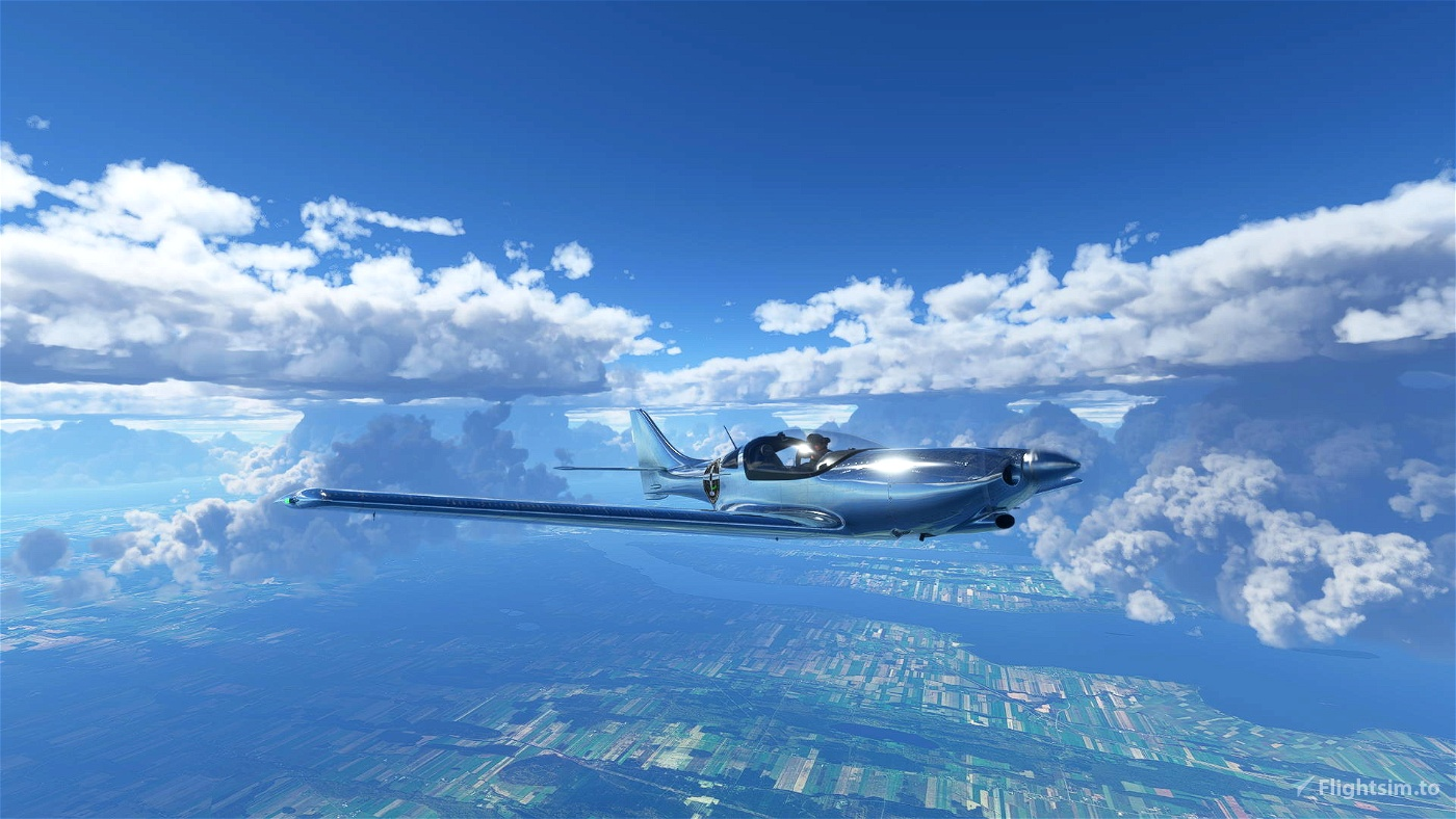 GotGravel Vertigo - Silver Fire Microsoft Flight Simulator