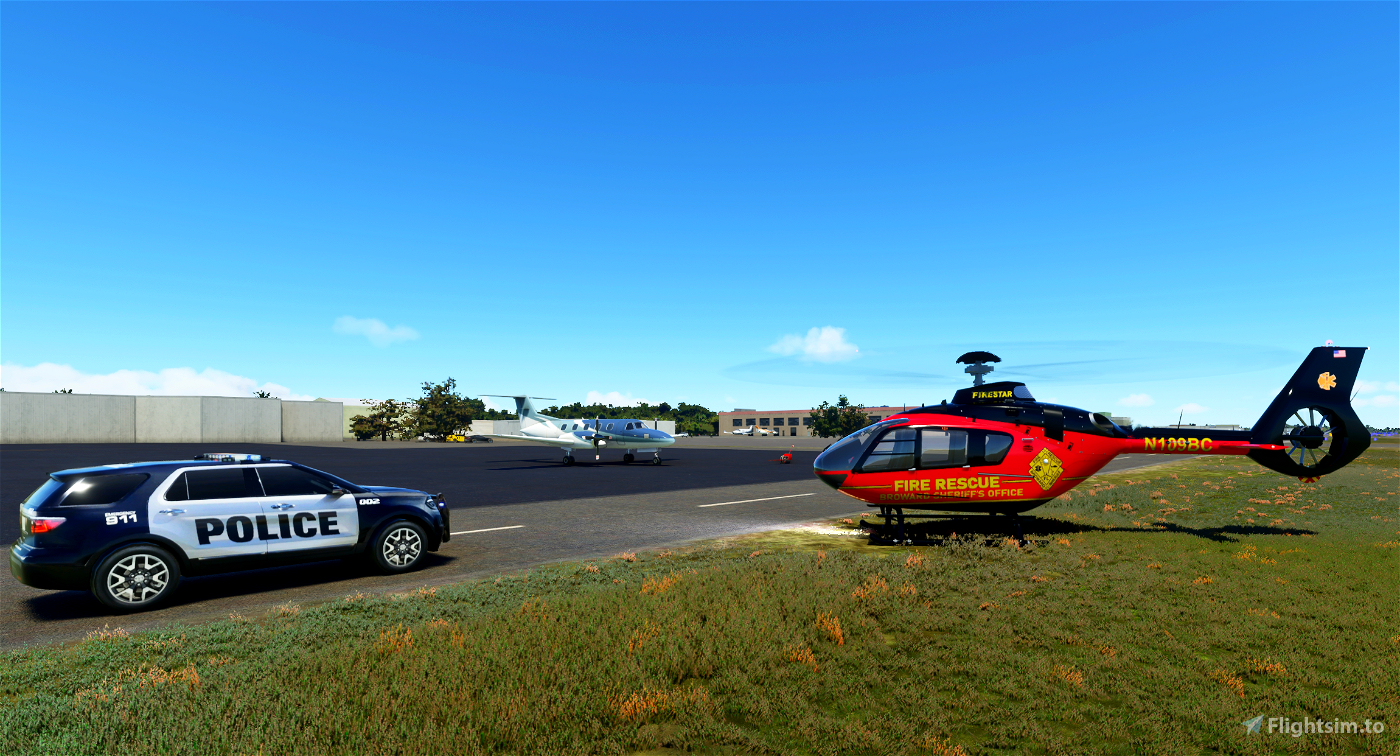 Airbus H135 Helicopter Project