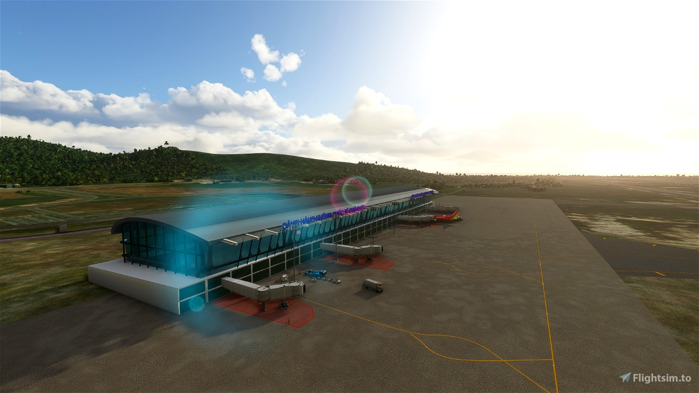 Phu Quoc International Airport-VVPQ-VIETNAM