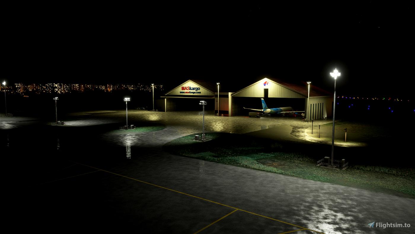 Kota Kinabalu International Airport - WBKK