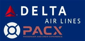 PACX - DELTA AIRLINES - SAFETY BRIEFING & BOARDING MUSIC Microsoft Flight Simulator