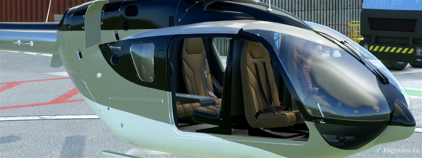 Airbus H135 Corporate Pack 1