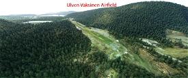 ENUL Vaksinen airfield, Os Image Flight Simulator 2020