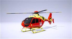Airbus H135 | Canterbury Westpac Rescue Helicopter | 4k |  Microsoft Flight Simulator