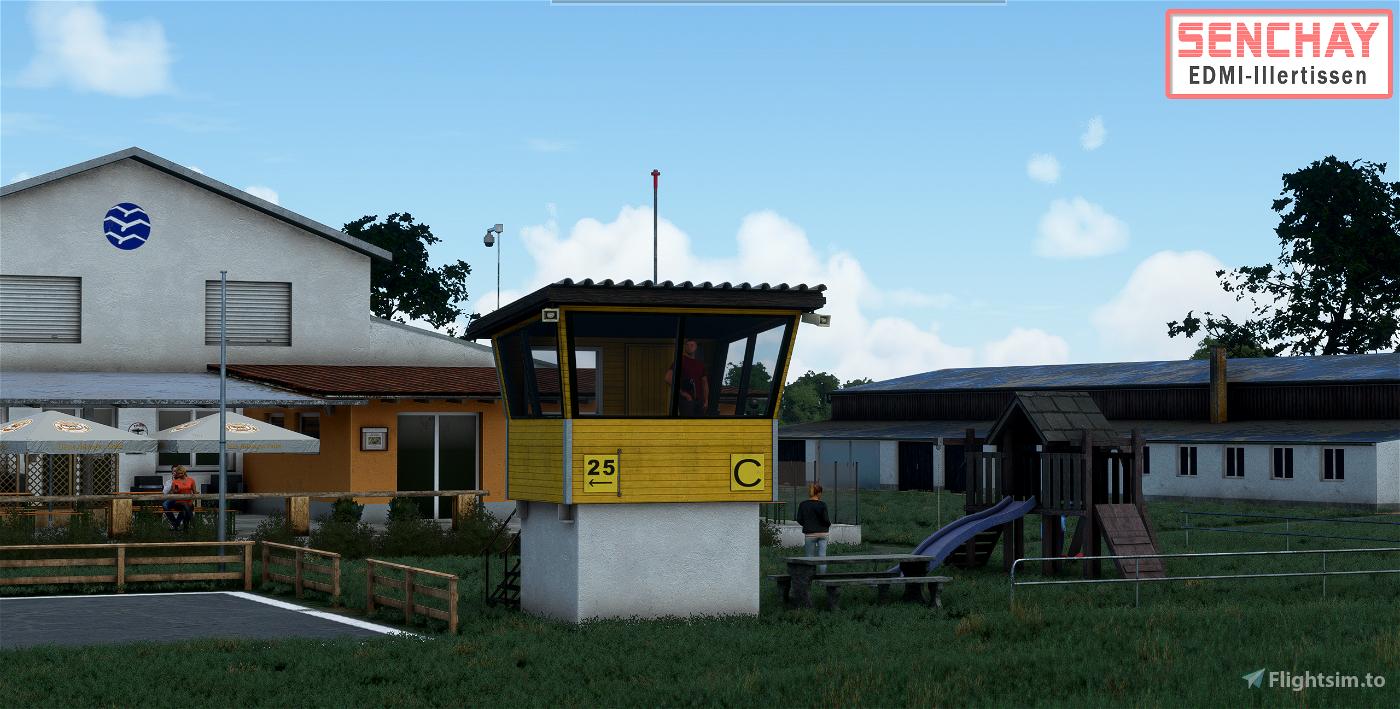 EDMI-Flugplatz Illertissen