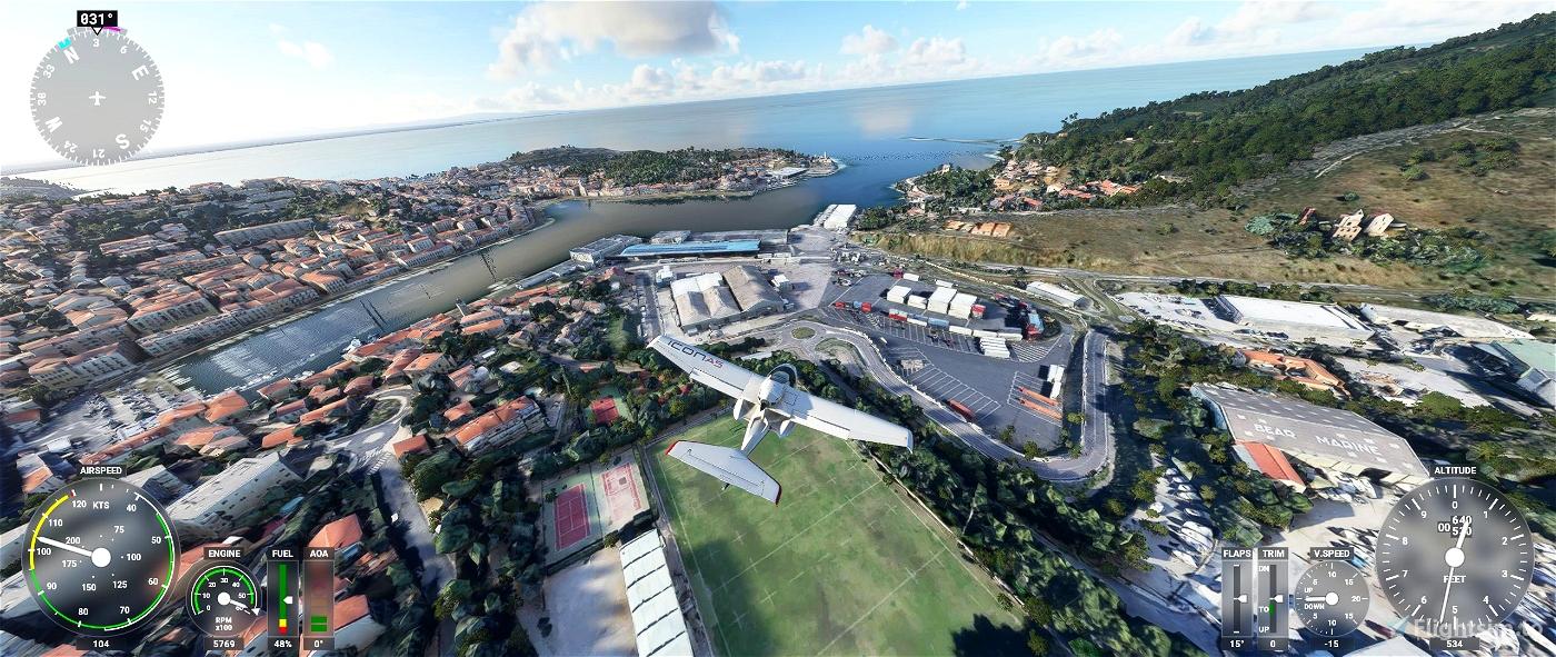 Port-Vendres near Collioure