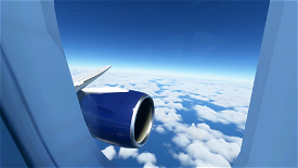 Captain Sim 777-200 Custom Views Microsoft Flight Simulator